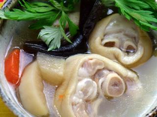 てびち,沖縄料理
