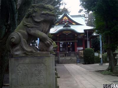 山王稲穂神社2