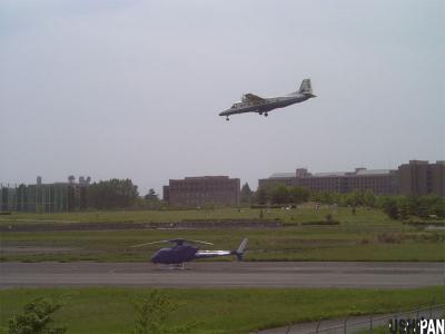 調布飛行場4