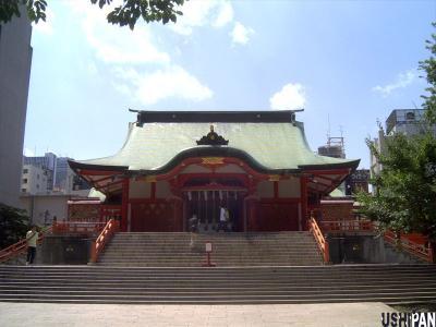 花園神社2
