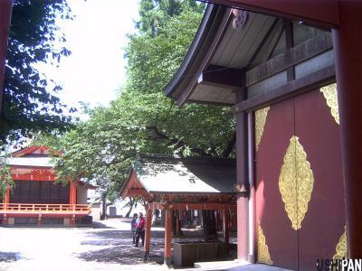 花園神社3