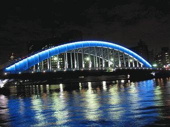 野田屋 永代橋