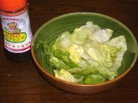 野菜の補充