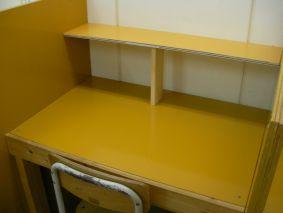 4階自習室個人用ブース