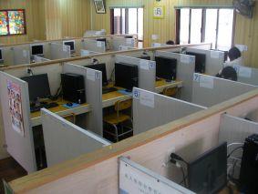 6階自習室1