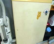 問題の冷蔵庫