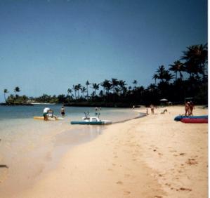 カハラビーチ