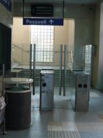 ナポリの駅