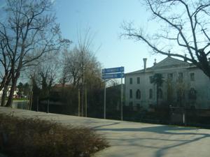 ヴェネチア近所