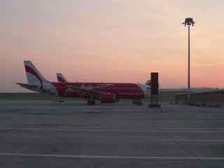 Air Asia 機体