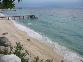 次のビーチ