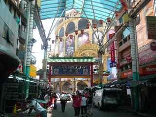 チャイナタウンマレーシア