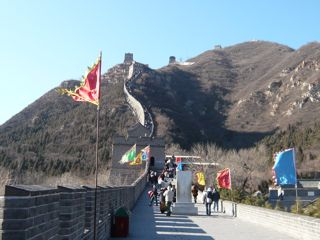 万里の長城の2