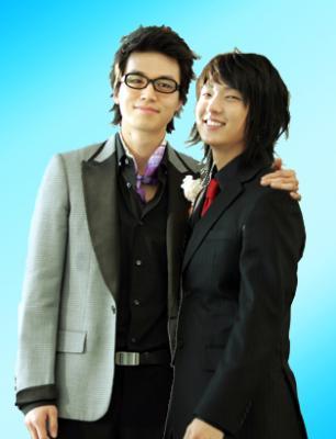 ゴンチャン&ジョンウ