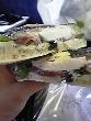 サンドイッチうまっ