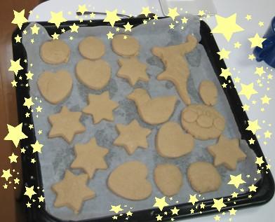 クッキー完成!