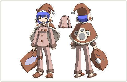 クマの冬眠装備