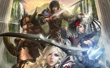 アトランティカ MMO オンラインゲーム