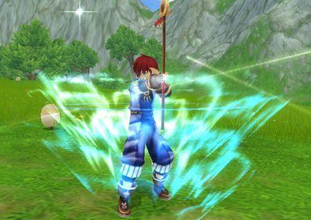 グランディアオンライン MMO オンラインゲーム