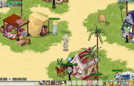 カナン MMO オンラインゲーム