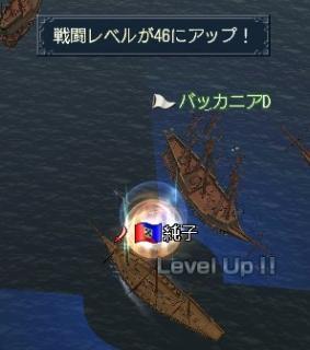 戦闘レベル46