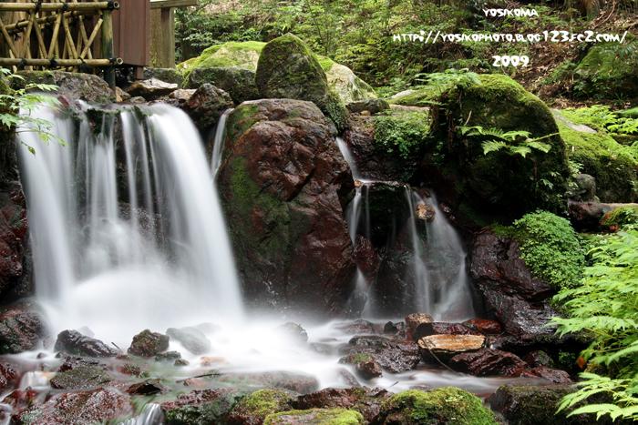 瓜割りの滝1