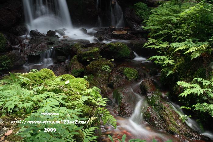 瓜割りの滝2
