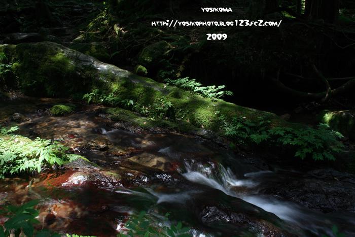 瓜割りの滝3