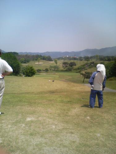 ゴルフコンペ5