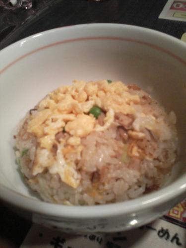 紫陽花亭3炒飯