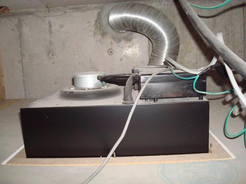 浴室換気扇4
