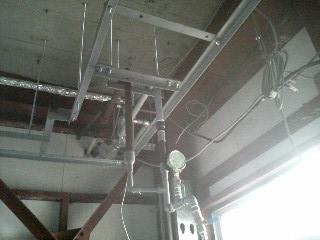 配管吊り架台4