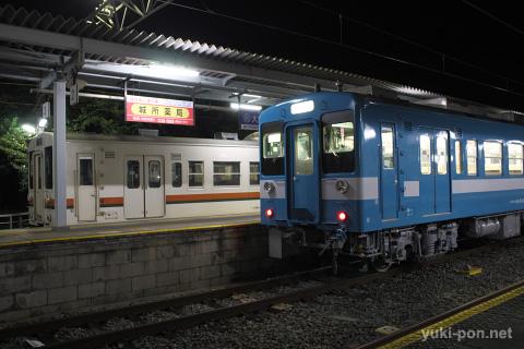 119系@新城駅その3