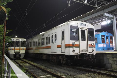 119系+313系@新城駅