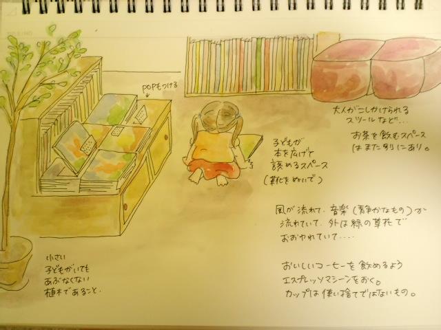 夢の絵本屋さん