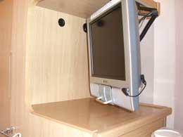入院先のテレビ