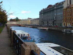 サンクトの運河