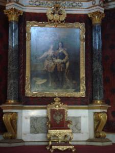 ピョートル大帝の肖像画2