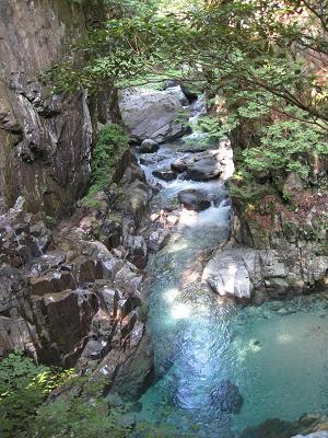 不動滝7.20