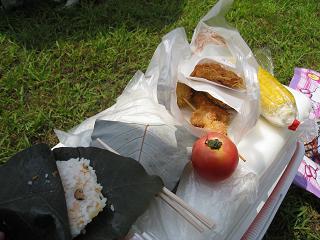 お昼ごはん8.3