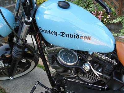 xiuさんのバイク②9.24