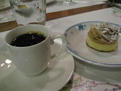 デザートとコーヒー4.18