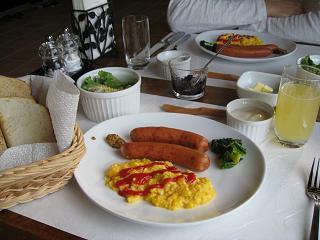 かわらしまの朝食4.19