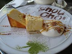 シュシュのチーズケーキ5.14