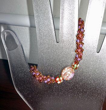 羽織紐兼ブレス