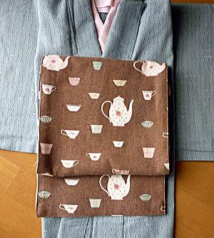 ティーカップ帯