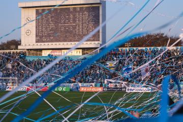 横浜FC昇格祝い