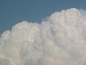 入道雲です。