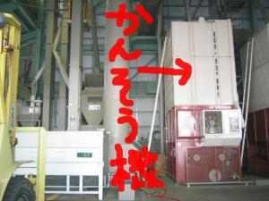 乾燥機ってのがこれ。
