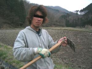1000円のトウ鍬。